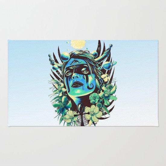 Hathor (Cool) Rug
