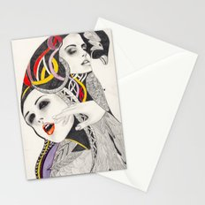 I Believe in beauty 4  Stationery Cards