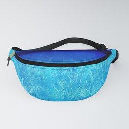 Aqua Fanny Pack