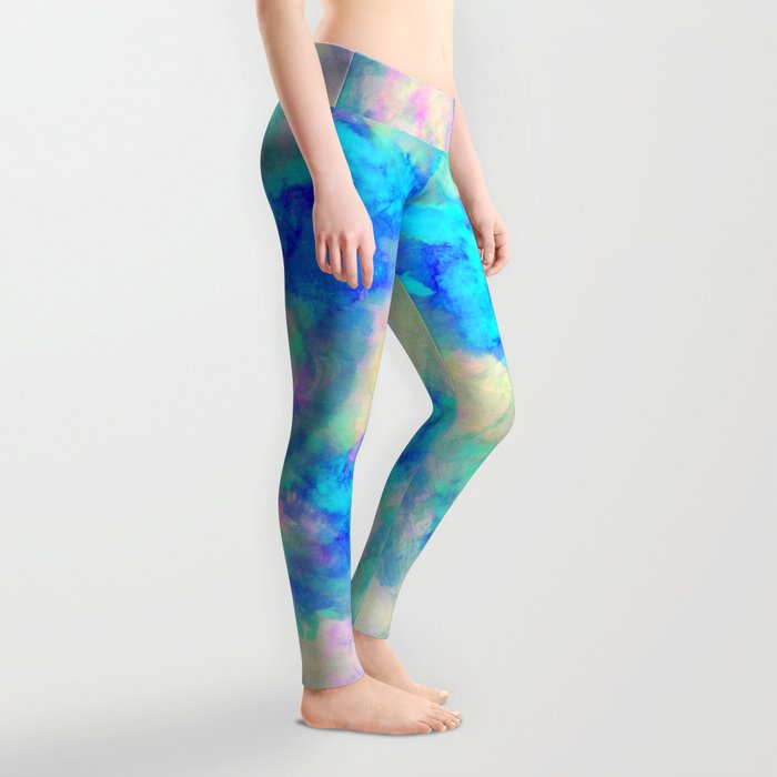 Electrify Ice Blue Leggings