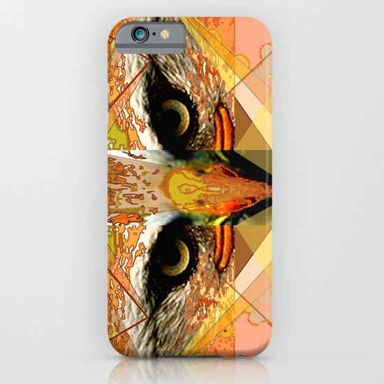 Eagle Eyes iPhone & iPod Case