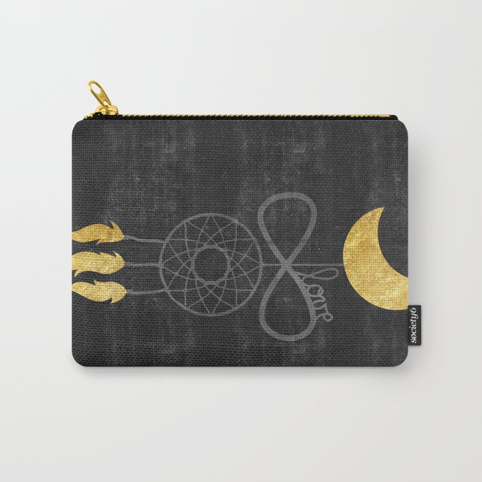 The Dream Love  Carry-All Pouch