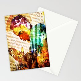 Creating Change Stationery Cards