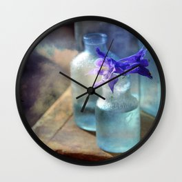 Lament Wall Clock
