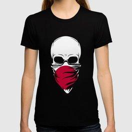 Japan Skull T Shirt - Japan T-shirt