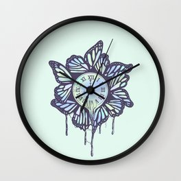Never Let Go (A Study of Time) Wall Clock
