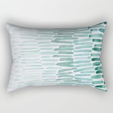 Drip Drop Rectangular Pillow