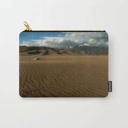 A Line in the Sand Carry-All Pouch