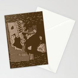 Venice carnival vintage Stationery Cards