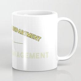 California Cannabis Department Coffee Mug
