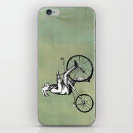 Rabbit's Bone Shaker Ride iPhone Skin