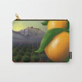 Satsuma Mandarins Carry-All Pouch