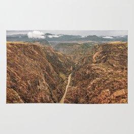 Royal Gorge Landscape Rug