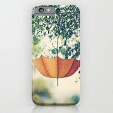 Orange Umbrella  Slim Case iPhone 6s