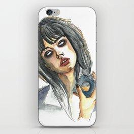 Edie Campbell iPhone Skin