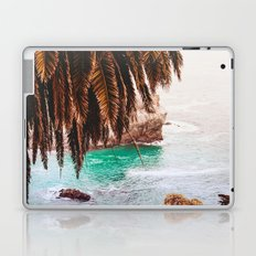 vintage ocean #palm tree Laptop & iPad Skin