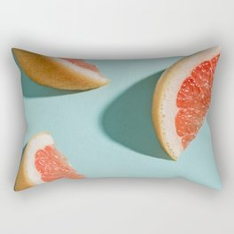 Grapefruit Rectangular Pillow
