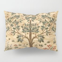 William Morris Tree Of Life Pillow Sham