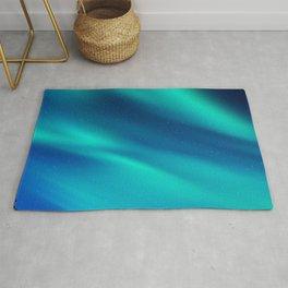 Aurora Synthwave #8 Rug