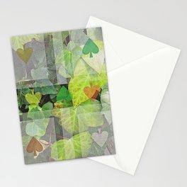 hyedra wall Stationery Cards