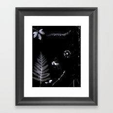 natural elements Framed Art Print