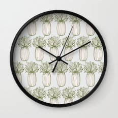algue Wall Clock