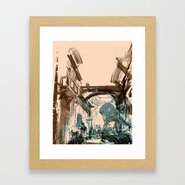Creed Framed Art Print