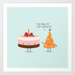 you are special... Art Print