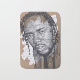 DNA - Kendrick Lamar Bath Mat