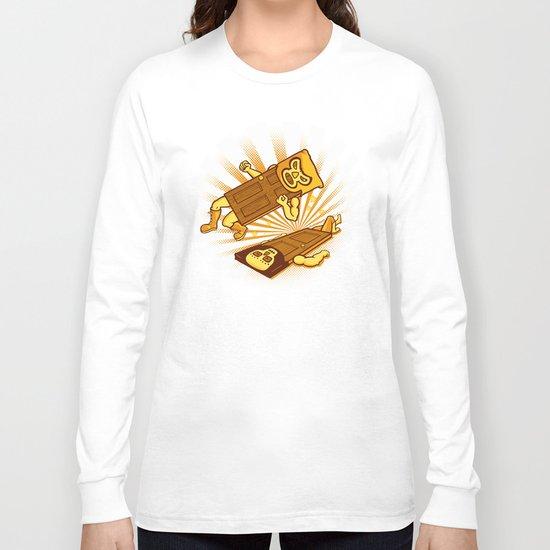 Lucha Doors!  Long Sleeve T-shirt