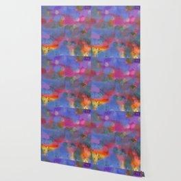 Bright Sky Abstract Wallpaper