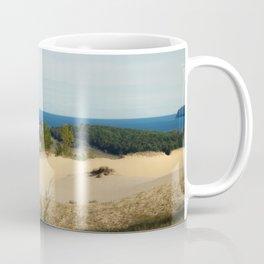 Sleeping Bear Dunes - by Gopnik Coffee Mug