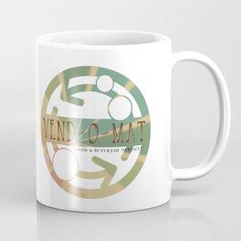 """""""Vend-O-Mat Emblem"""" Coffee Mug"""