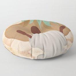 Beauty of the Sun Floor Pillow