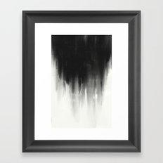 Wipe the Dream Framed Art Print