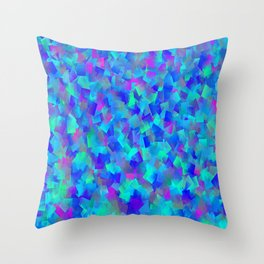 Pantone Blocks of Color Throw Pillow