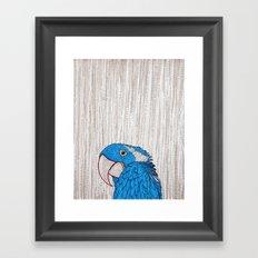 Prettybird Framed Art Print