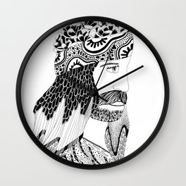 RESURRECCIÓN Wall Clock
