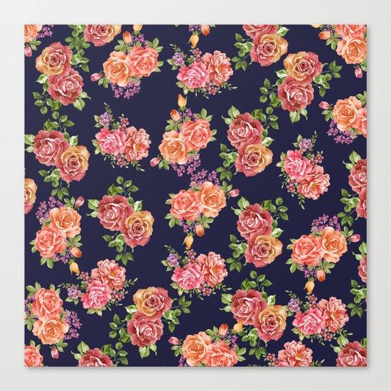 nature floral Canvas Print