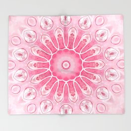 """The Suitor's Plea"" Kaleidoscope 6 by Angelique G. @FromtheBreathofDaydreams Throw Blanket"