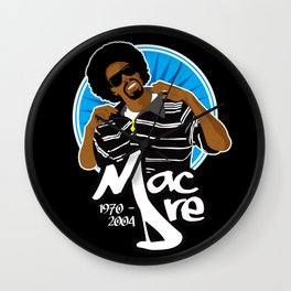 Andre 'Mac Dre' Hicks Wall Clock
