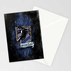 Ravenclaw team flag emblem iPhone 4 4s 5 5c, ipod, ipad, pillow case, tshirt and mugs Stationery Cards
