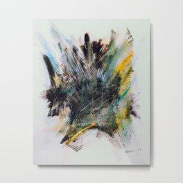 Woarrr - Paint splash Metal Print