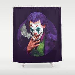 I Started a Joker Shower Curtain
