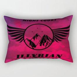 201 Illyrian War Camp Rectangular Pillow