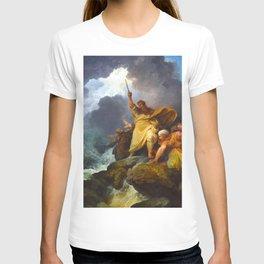 The Destruction of Pharaoh's Army (1792) T-shirt