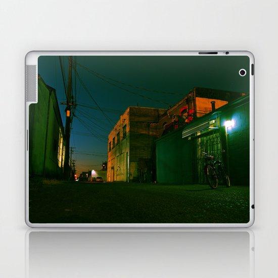 Summer night cruiser Laptop & iPad Skin