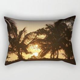 Bahamas Sunrise Rectangular Pillow
