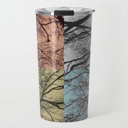 Trees // Squared Travel Mug