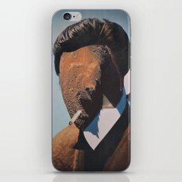 Stone Face iPhone Skin